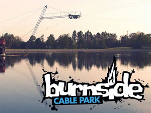 Burnside Cablepark - 2009